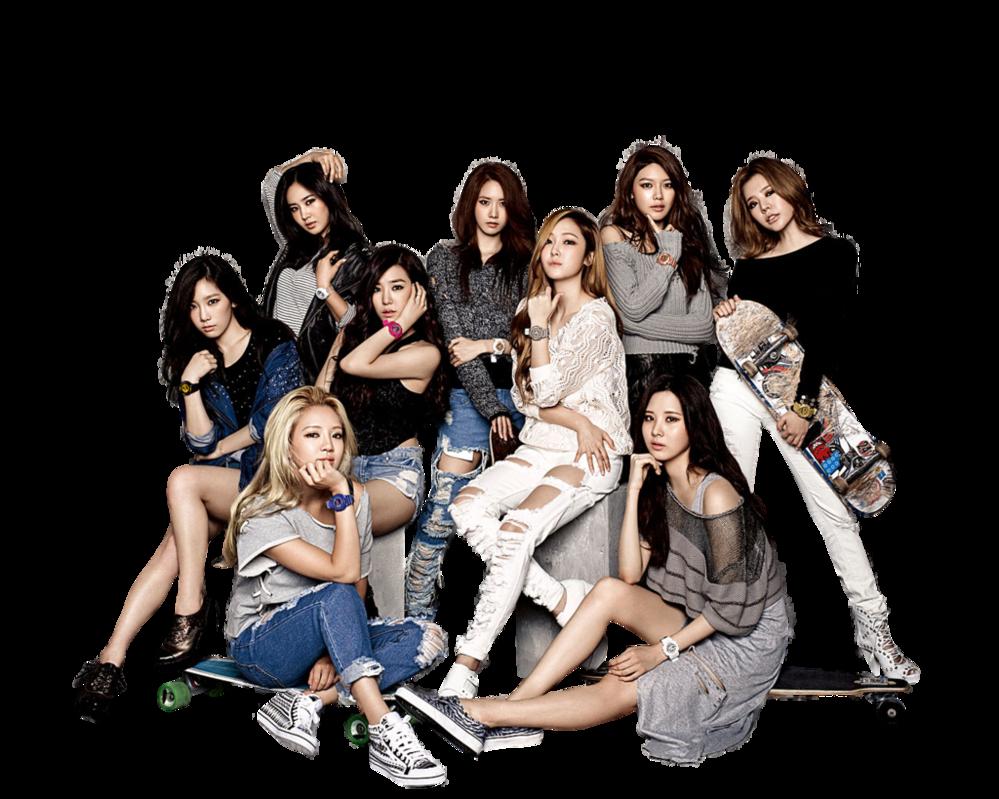 Girlsu0027 Generation [SNSD] PNG By Mari-Girlsu0027 Generation [SNSD] PNG by MarieButera ClipartLook.com -5