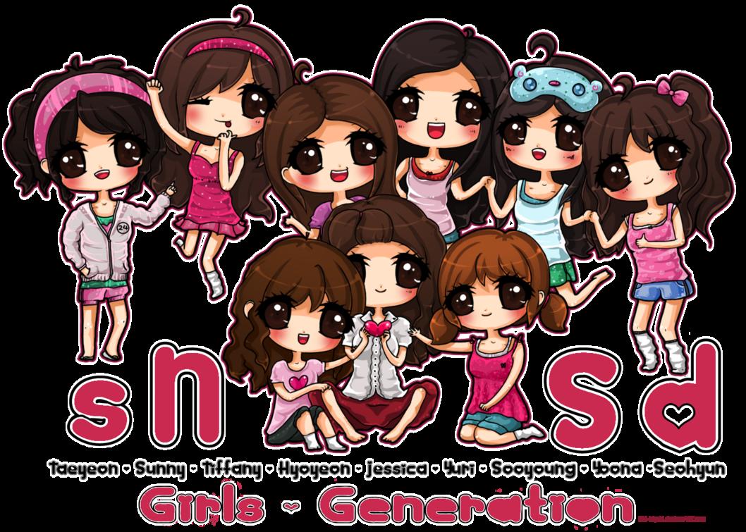 SNSD - Girlu0027s Generation:. by Kiki-Myaki .