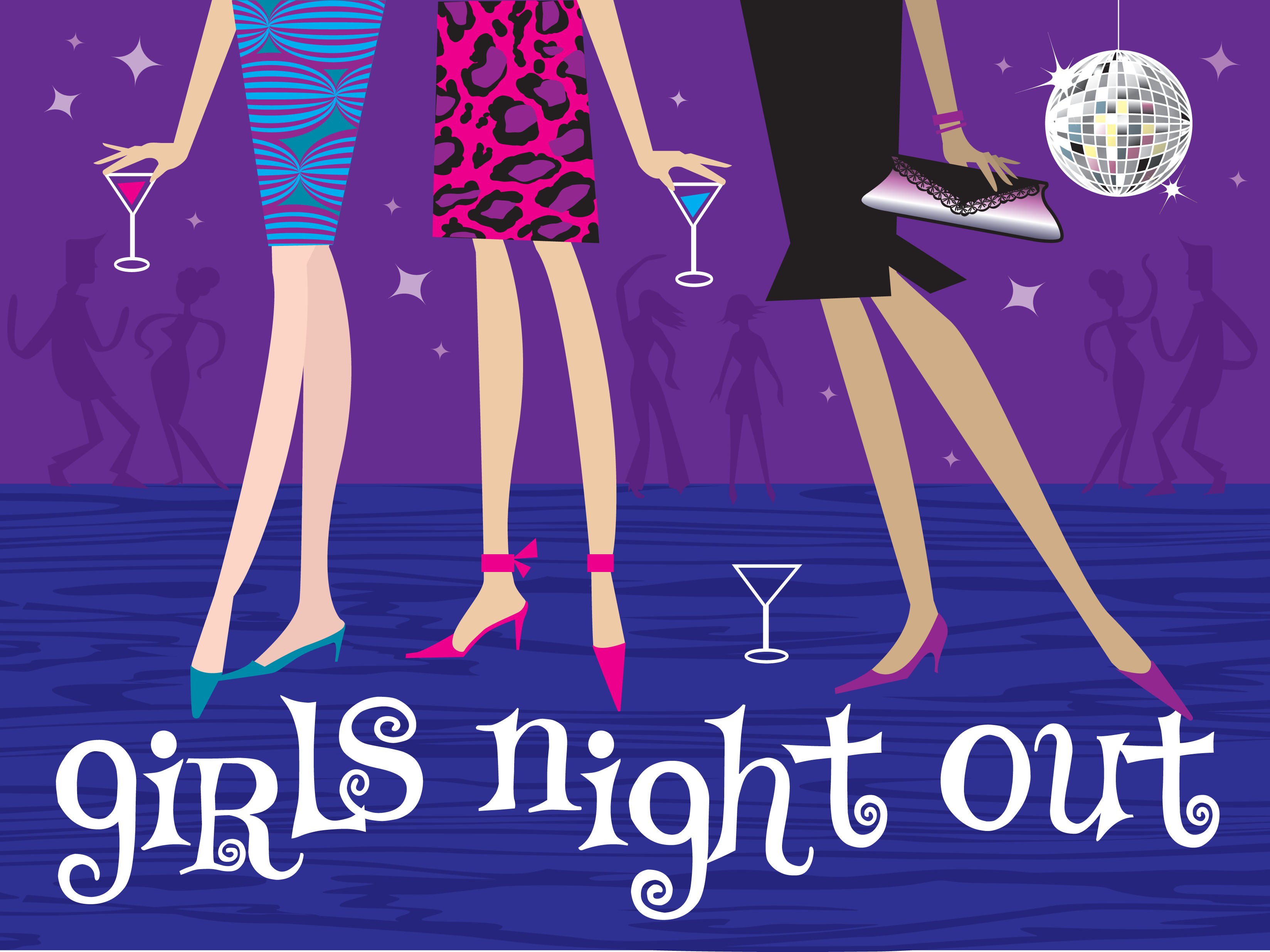 Girls Night Arrives At Bay .