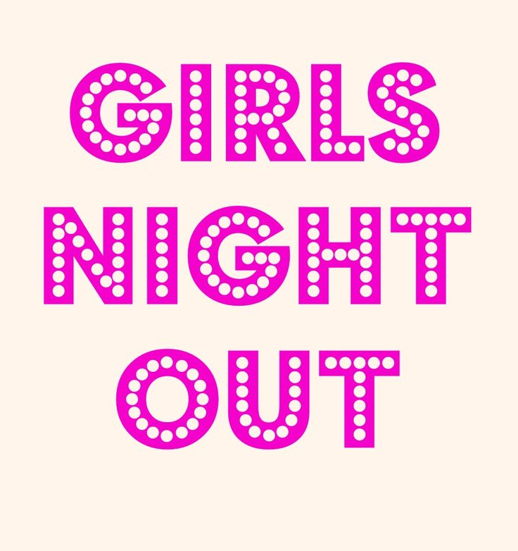 girls night out clipart free .