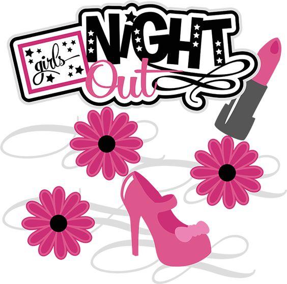 Girls Night Out SVG Scrapbook Collection-Girls Night Out SVG Scrapbook Collection girls night svg scrapbook files lipstick svg file-14