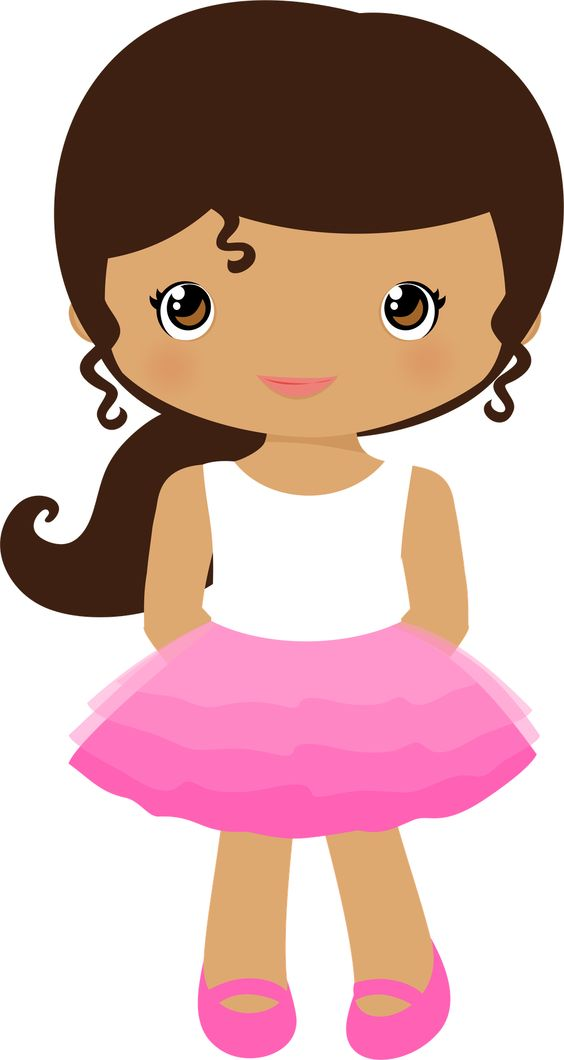 Girls · school girl clip art