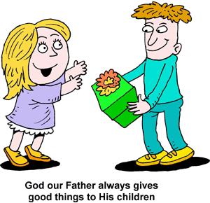 giving clipart