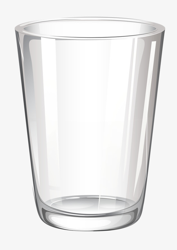 cartoon painted glass, Transparent, Glass, Cup PNG Image and Clipart