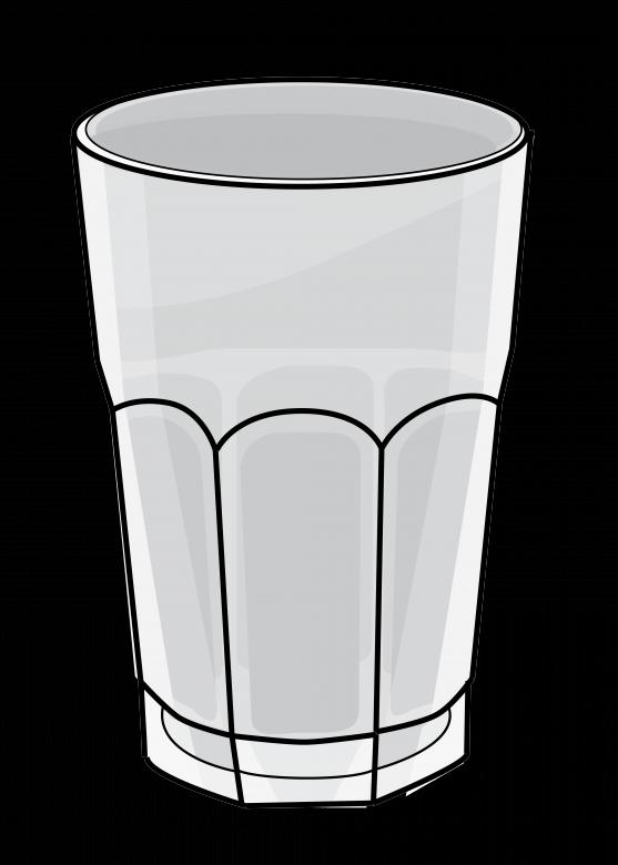 Glass Clipart Free Stock Photo