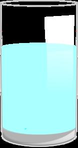 Glass Of Water 1 Clip Art At Clker Com Vector Clip Art Online