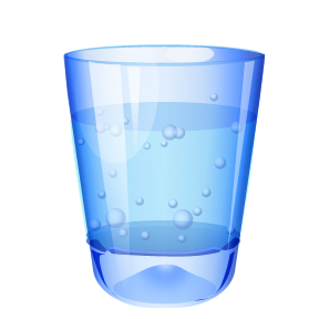 Glass of Water Clipart. 15 11 .