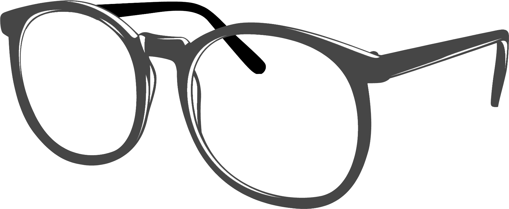 Glasses clipart 5