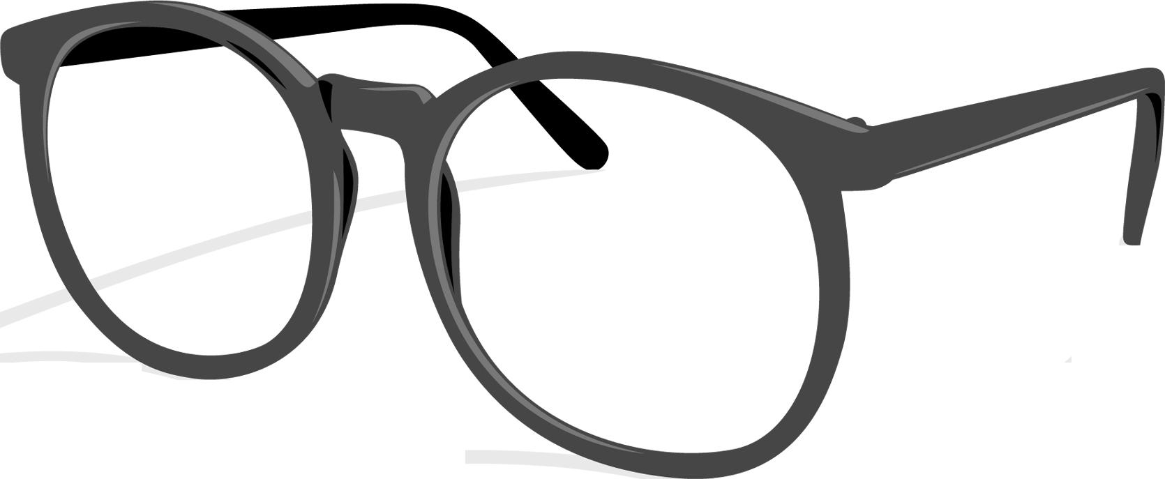 Glasses clipart 5