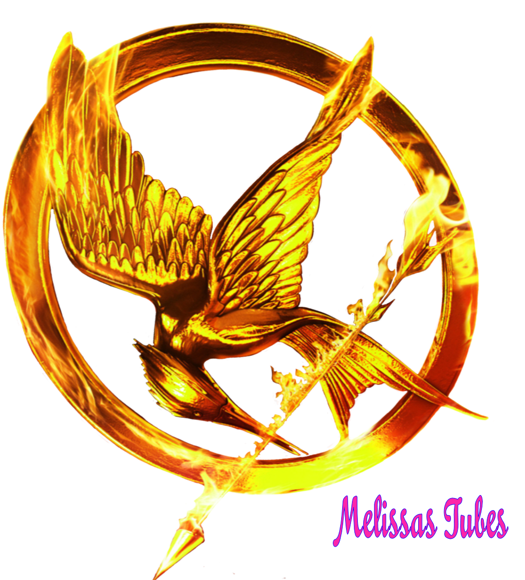 Glimmer Hunger Games Clipart