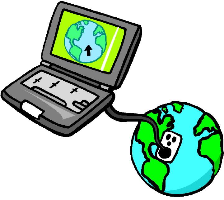 Globa Tech Clip Art