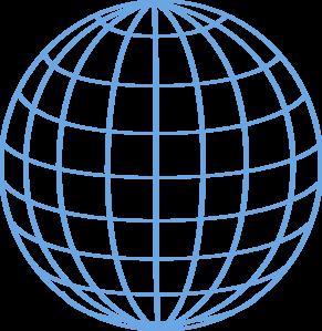 globe clipart vector