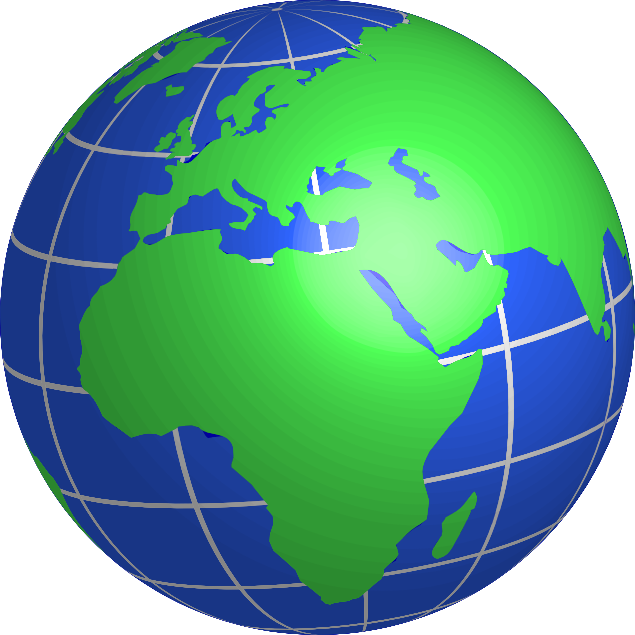 Globe Clipart #1 - The World Clipart