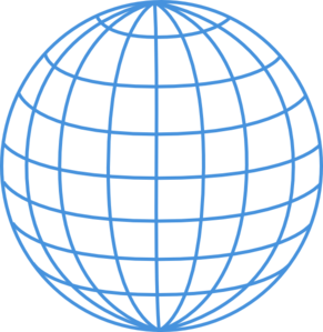 Globe clipart vector free clipart images