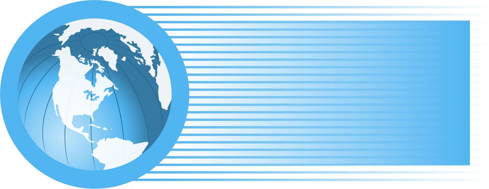 Globe Logo Clipart