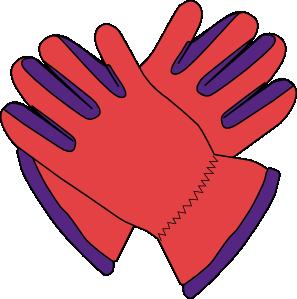 glove clipart-glove clipart-1
