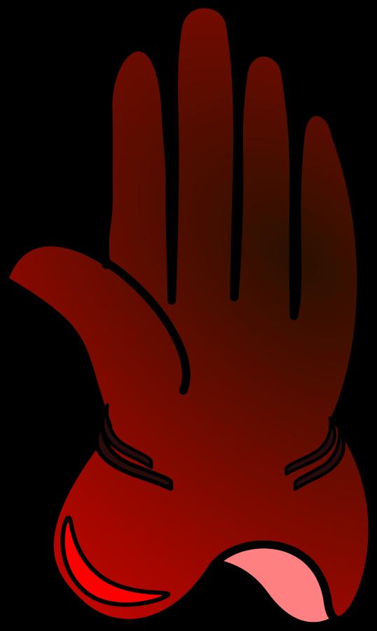 glove clipart-glove clipart-17