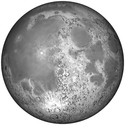Glowing Moon Clipart - Clipart .