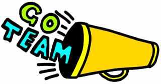 go team clipart - Go Team Clip Art