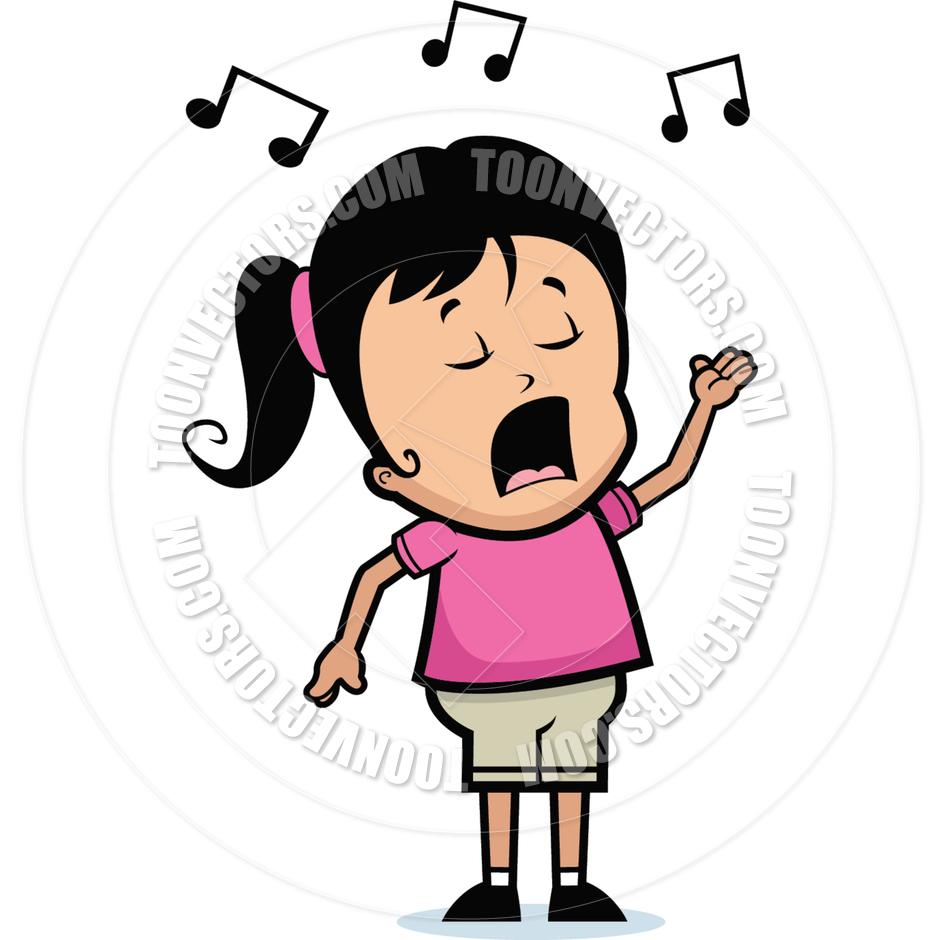 Go Back Images For Children Singing Clip-Go Back Images For Children Singing Clipart-4