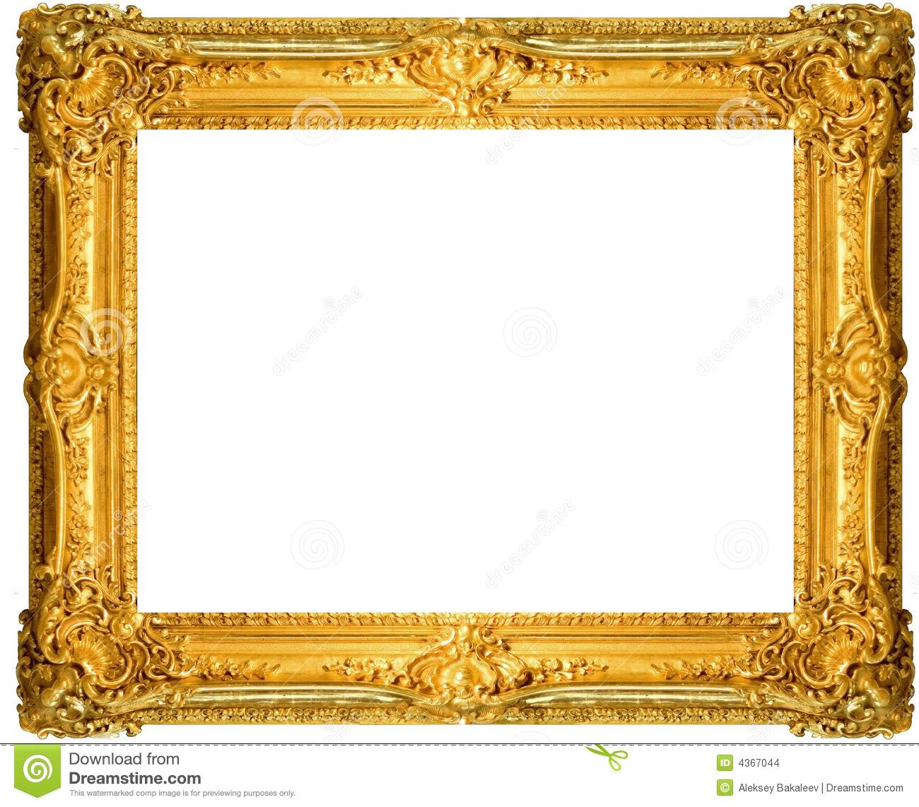 Go Back Images For Gold Frame .