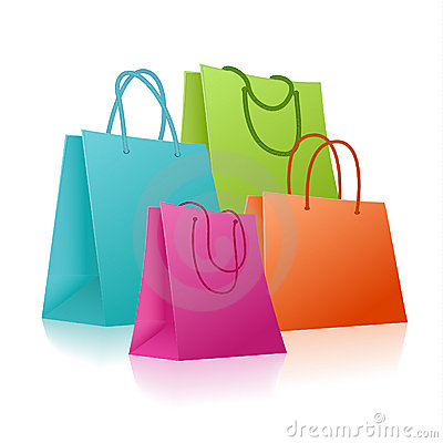 Go Back Pix For Cute Shopping Bag Clipart