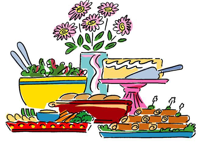 Go Back Pix For Potluck Lunch Clipart-Go Back Pix For Potluck Lunch Clipart-4