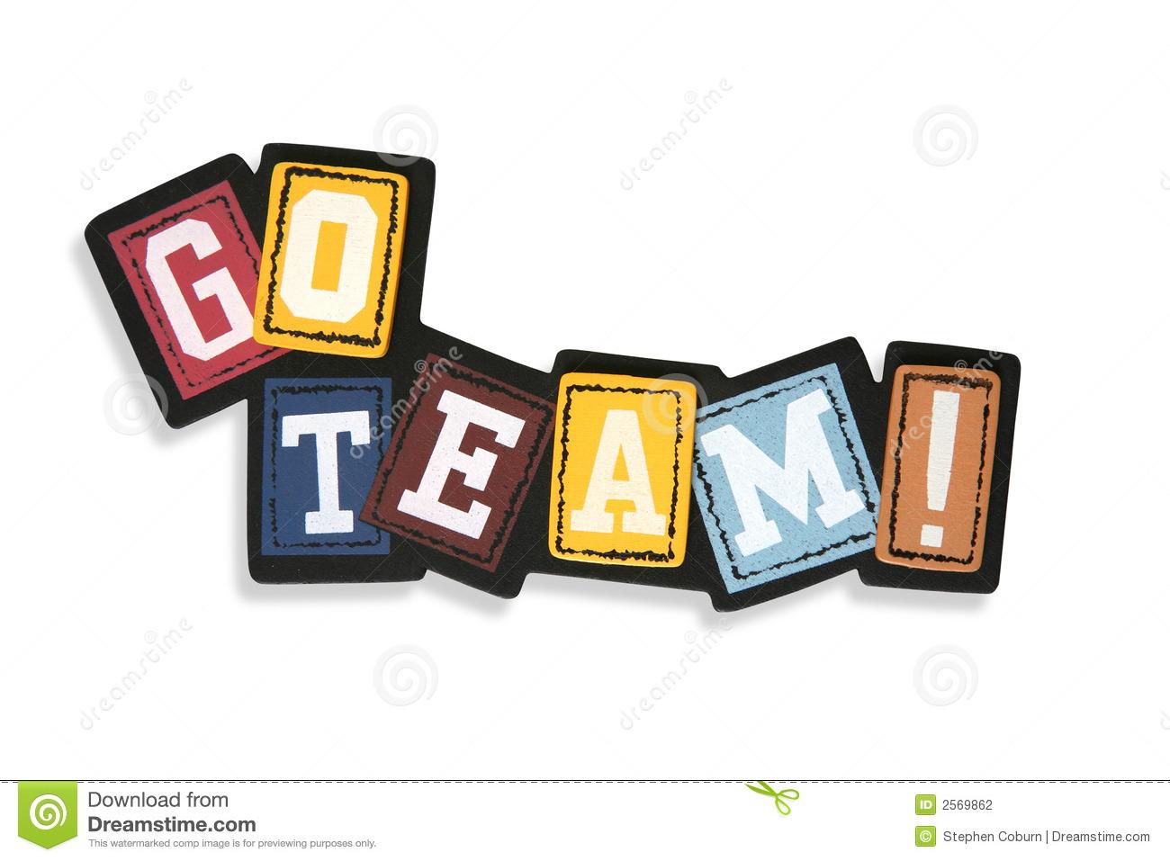 Go Team Clipart Go Team - Go Team Clip Art