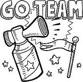Go Team Stock Illustrations Gograph-Go Team Stock Illustrations Gograph-13