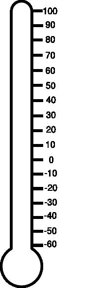 Goal Thermometer Template-Goal Thermometer Template-13