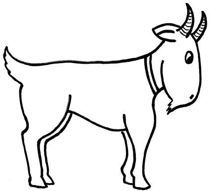 Boer Goat Clipart Clipart Pan