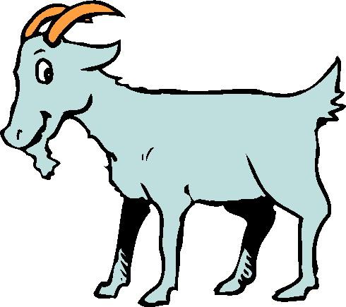 Goat Clip Art - Goat Clip Art