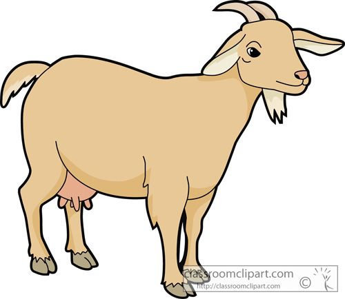 Goat Clip Art Free Clipart Images, Farm Yard, Goats, Circle Time, Church