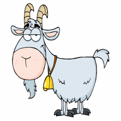 Goat clip art images free clipart images clipartcow 2