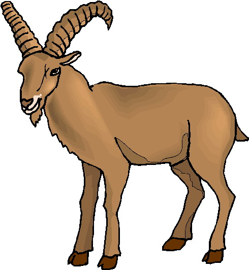 Goat clipart image free farm cliparts free 6 image