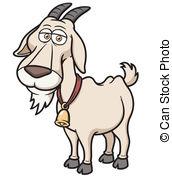 . ClipartLook.com Goat - Vector illustration of Goat Cartoon