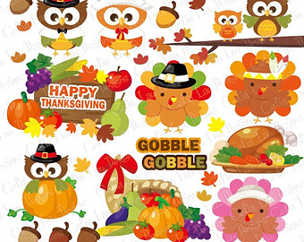 Gobble Thanksgiving Clipart .-Gobble Thanksgiving Clipart .-19