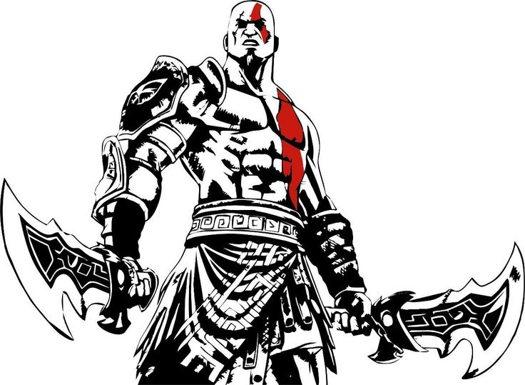 God Of War, Character Design, Martial, C-God Of War, Character Design, Martial, Character Design References, Figure  Drawings-3