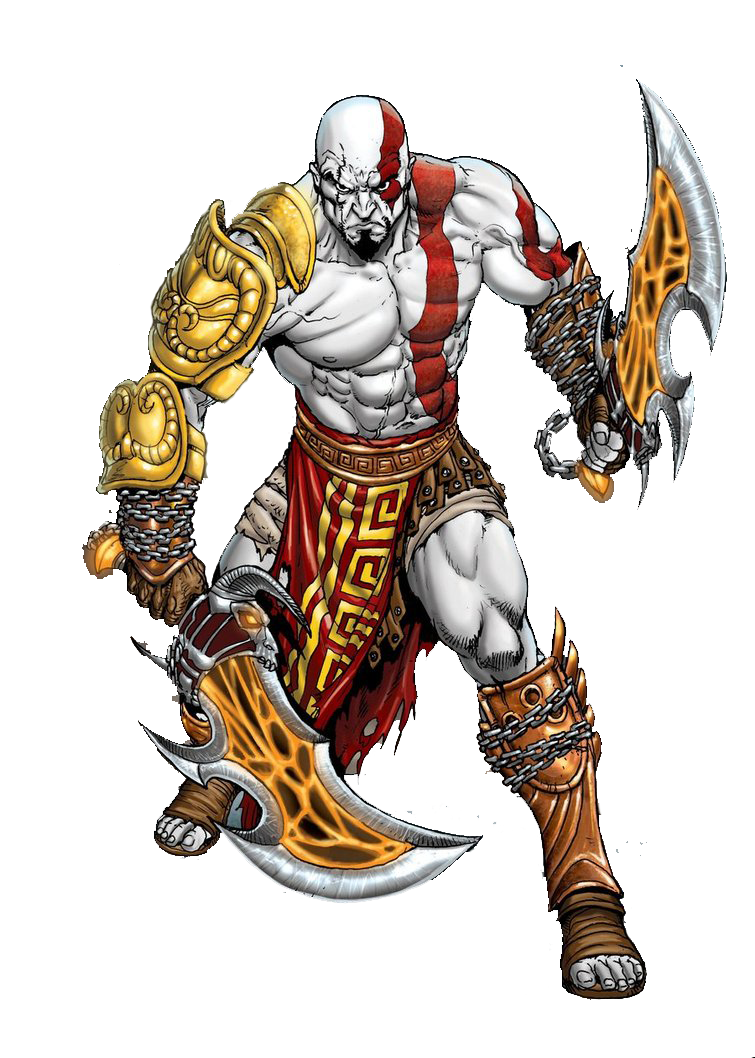 God Of War Transparent Background-God of War Transparent Background-5