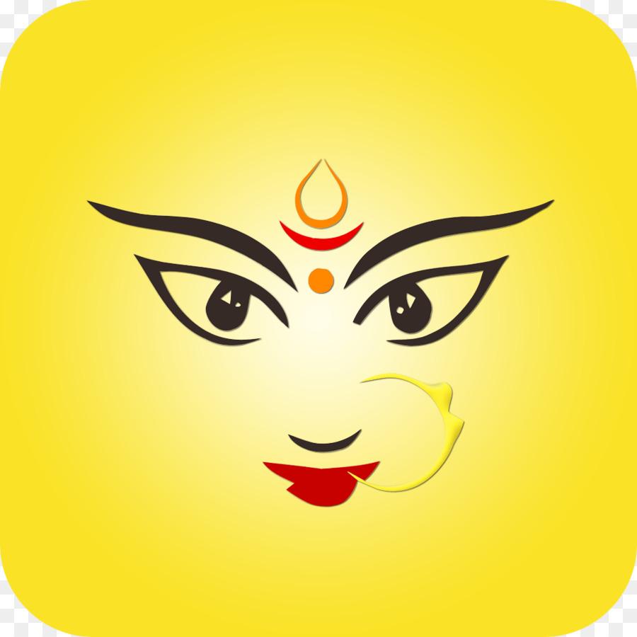 Durga Puja Devi Drawing Clip art - Durga-Durga Puja Devi Drawing Clip art - Durga Maa-13