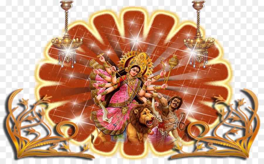 Vaishno Devi Durga Puja Clip art - Goddess Durga Maa PNG Transparent Images