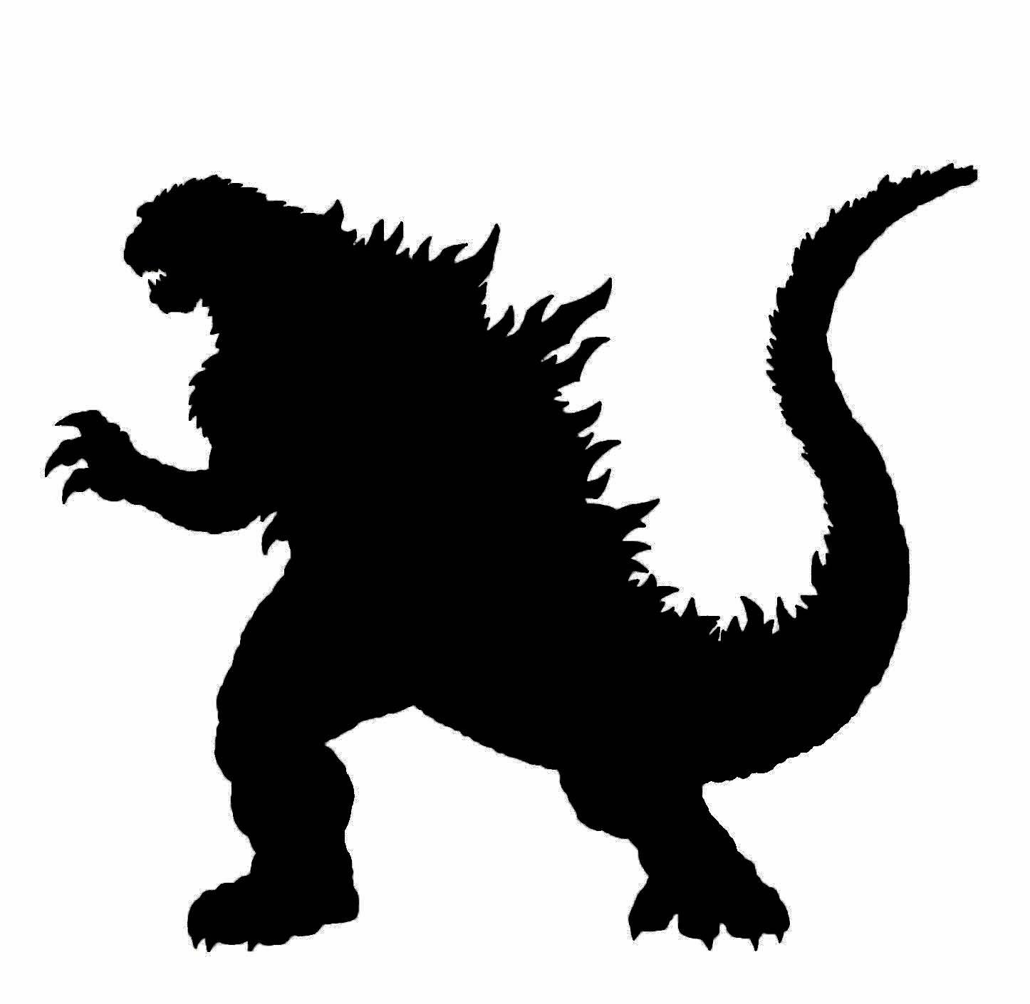 Godzilla Clip Art. Godzilla .