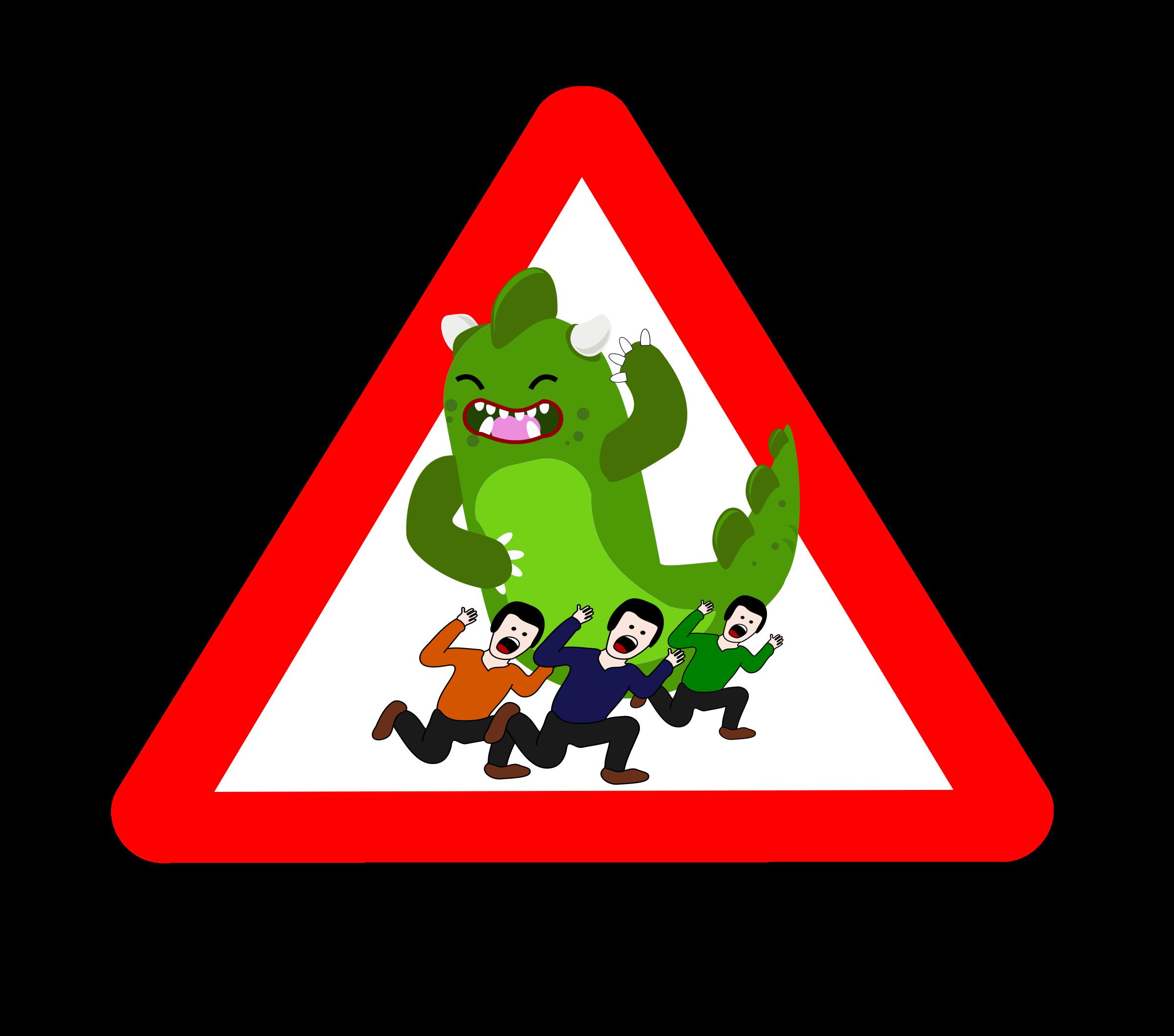 godzilla danger