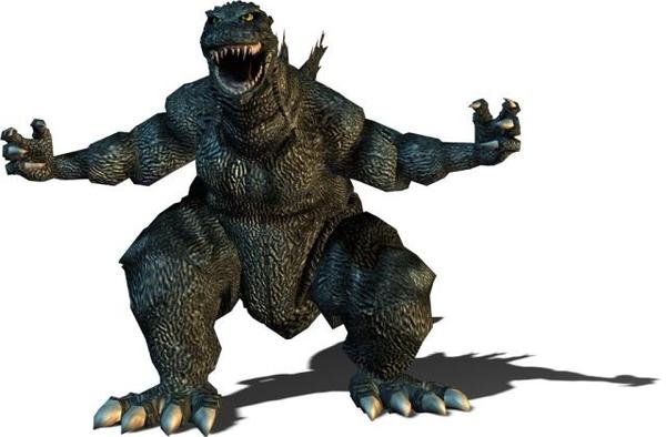 Godzilla Unleased