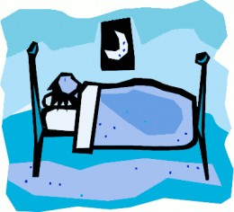 Going To Bed Clipart .-Going to bed clipart .-9