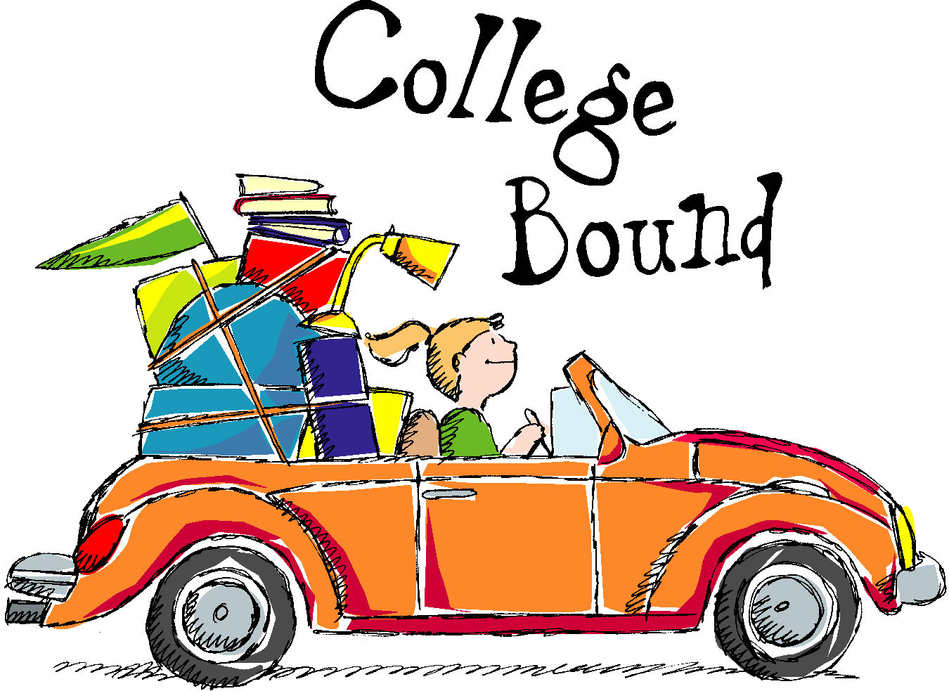 Going to college clipart clipart kid