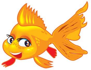 Gold Fish Clip Art Clipart Free Clipart-Gold Fish Clip Art Clipart Free Clipart-16