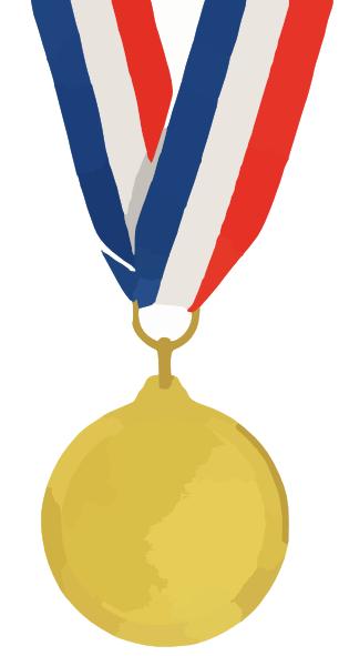 Gold Medal Clip Art At Clker Com Vector -Gold Medal Clip Art At Clker Com Vector Clip Art Online Royalty-2