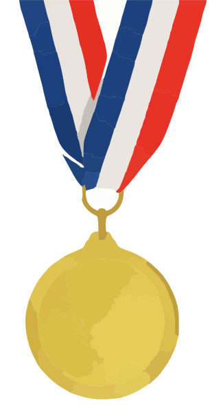 Gold Medal Clip Art At Clker Com Vector -Gold Medal Clip Art At Clker Com Vector Clip Art Online Royalty-7