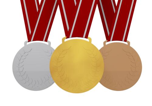 Gold medal / Clip art free .-Gold medal / Clip art free .-7